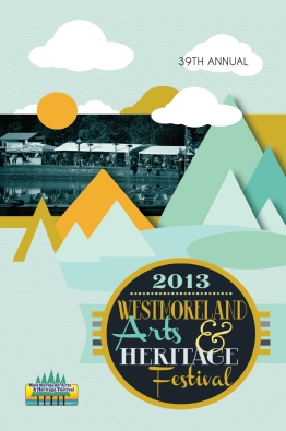 WAHF 2013 program book cover