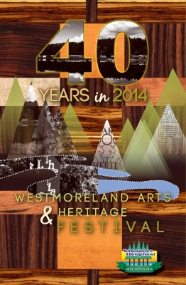 WAHF 2014 program book cover
