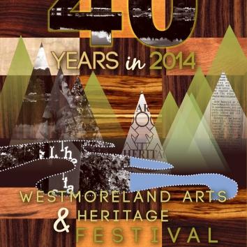 WAHF 2014 program book cover